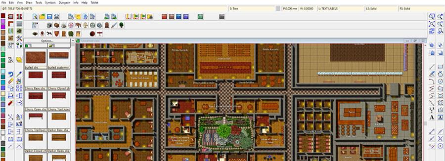 CC3+ map making software