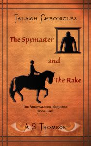 Book Cover for Spymaster and the Rake